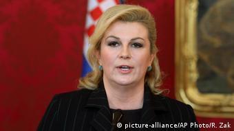 hrvatska predsjednica Kolinda Grabar-Kitarović