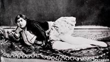 Bildergalerie Antoin Sevruguin und Frauen von Naser al-Din