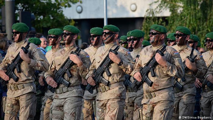 Spezialkräfte der Kroatischen Armee
