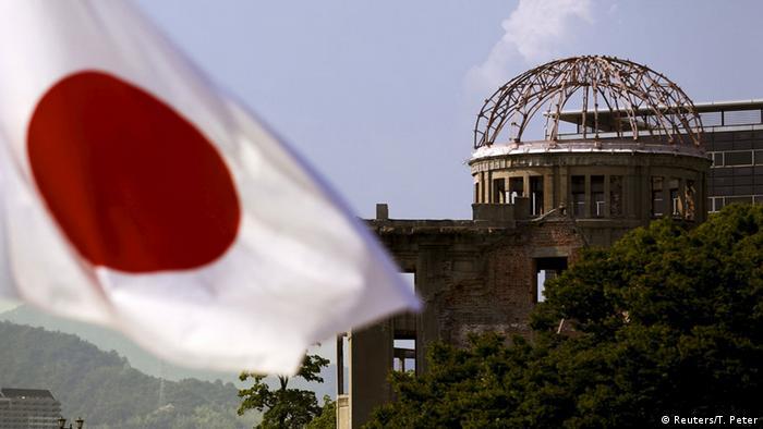 Japan 70. Jahrestag Atombombenabwurf Hiroshima