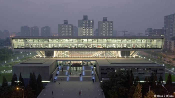 China Nationalbibliothek in Peking