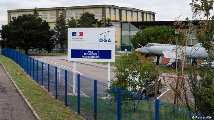 Frankreich Untersuchung Wrackteil MH370 Luftfahrttechnikzentrum bei Toulouse