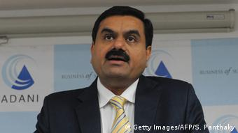 Indien Gautam Adani (Getty Images/AFP/S. Panthaky)