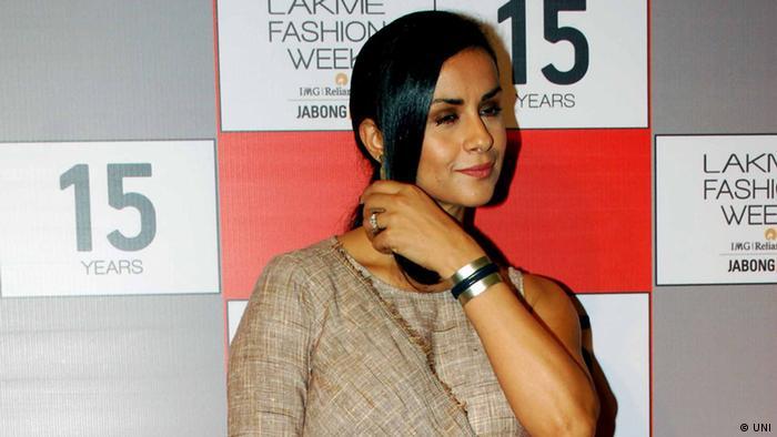 Bollywood Schauspielerin Gul Panag (UNI)