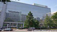 ARCHIV 2009 **** Gebaeude der Weltbank in Washington D.C., USA, aufgenommen am 10. August 2009.