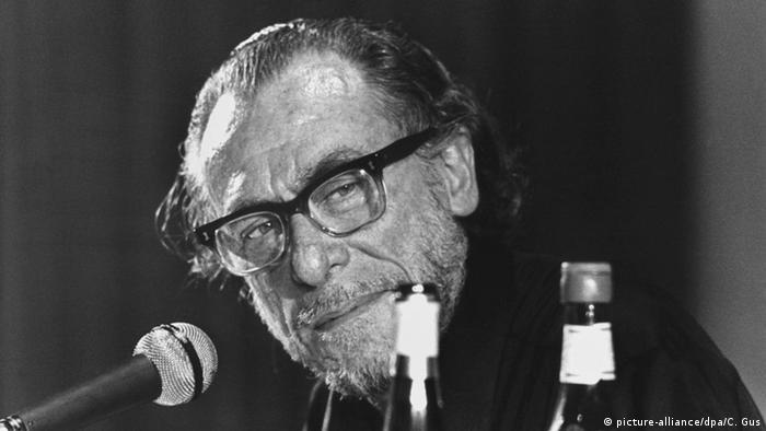 Der US-amerikanische Schriftsteller Charles Bukowski (picture-alliance/dpa/C. Gus)