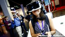 Gamescom 2015 VR One
