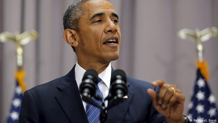 Obama speaks at American University