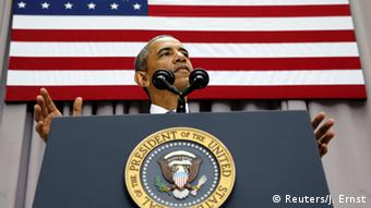 Obama American University Rede