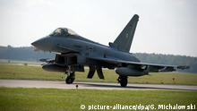 NATO Eurofighter Baltikum Baltic Air Policing Mission