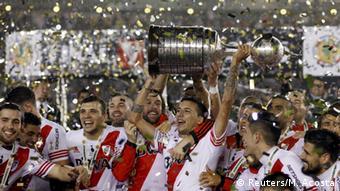Argentinien Copa Libertadores River Plate - Mexico Tigres (Reuters/M. Acosta)