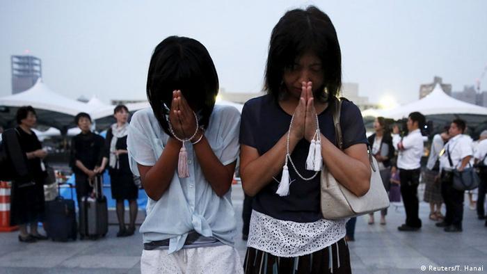В Япония днес отдават почит на жертвите