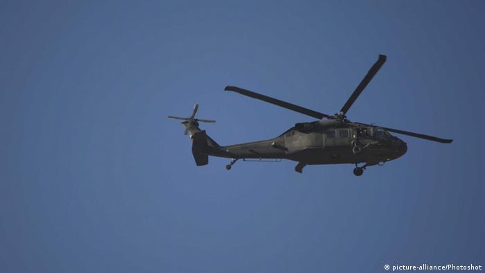 تصویر از آرشیف: هلیکوپتر اردوی افغانستان