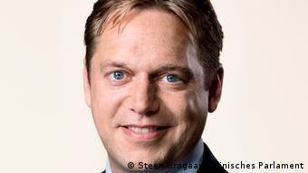 Dänemark Marcus Knuth Parlamentarier