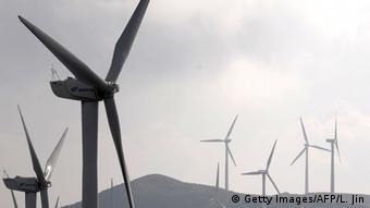 China Windenergie