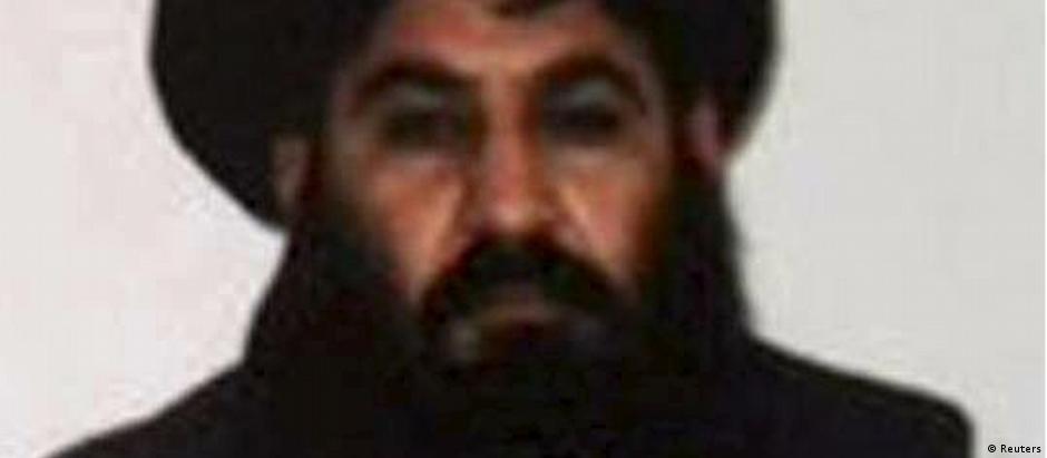 Akhtar Mohammad Mansur assumiu liderança do Talibã em 2015, após revelação da morte do mulá Omar