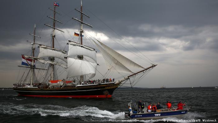 Deutschland Hanse Sail Rostock-Warnemünde 2014