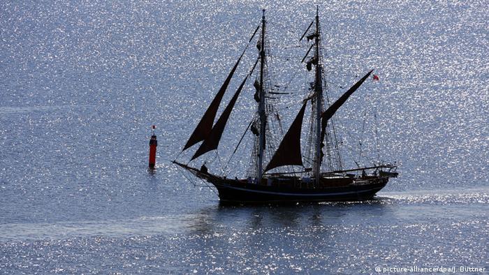 Deutschland Hanse Sail Rostock-Warnemünde 2013