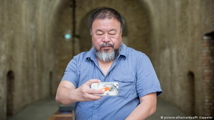 Ai Weiwei in Berlin