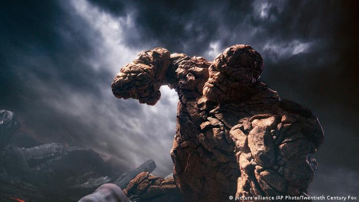 Film still The Fantastic Four (Twentieth Century Fox)