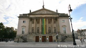 Staatsoper Berlin, Copyright: Getty Images/B.Sax