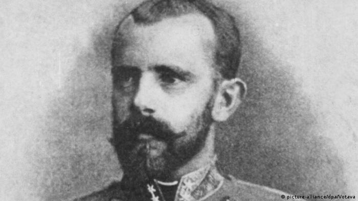 Кронпринц Рудольф