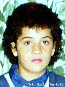 Fabiana Esperidião, desaparecida desde 1995.