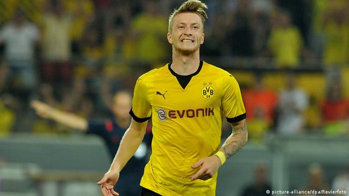 Marco Reus Dortmund Wolfsberg Europa League
