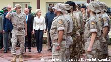 Symbolbild Bundeswehr in Mali