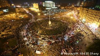 Ägypten Tahrir Platz Kairo Suez Kanal