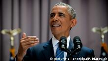 Barack Obama Washington USA Atom Iran