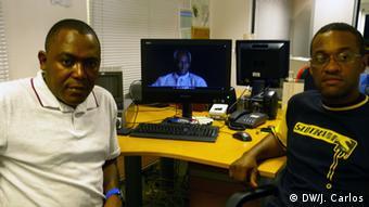 Dokumentarfilm Sao Tome und Principe Jeronimo Moniz und Nilton Medeiros