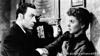 Schauspielerin Ingrid Bergman in Das Haus der Lady Alquist/Gaslight mit Charles Boyer (Foto: picture-alliance/KPA)