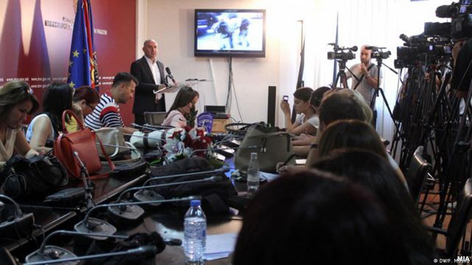 Архива  Чавков  Пратениците ќе имаат непречен пристап до парламентот