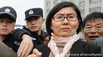 China Wang Yu Menschenrechtsanwältin