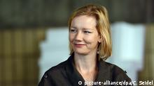 Ruhrtriennale Schauspielerin Sandra Hüller während der Auftakt Pressekonferenz