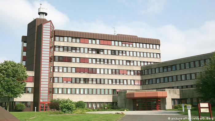 Symbolbild BfV building (picture-alliance/dpa/O. Berg)