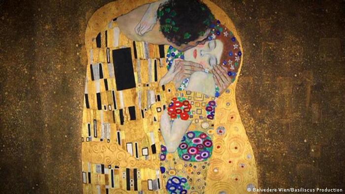 Gustav Klimts Der Kuss (Belvedere Wien/Basiliscus Production)