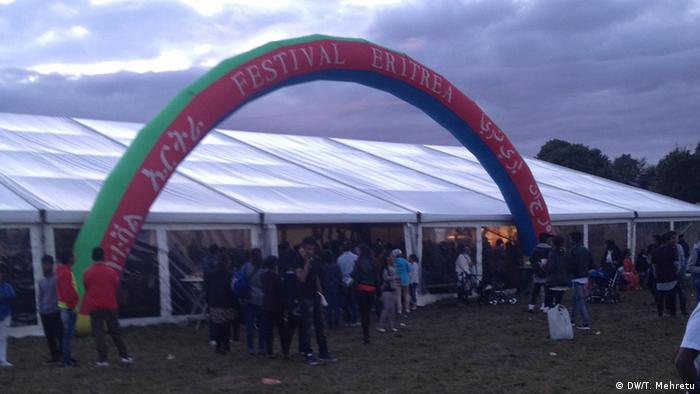 Schweden Eritrean Festival Scandinavia 2015 QUALITÄT