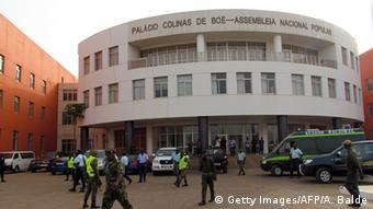 Guinea-Bissau Assembleia Nacional Popular Parlament (Getty Images/AFP/A. Balde)