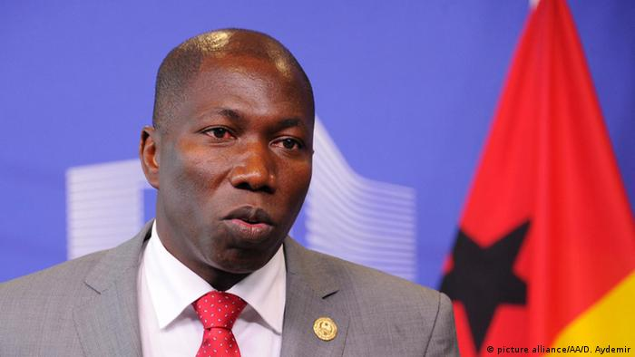 Guinea-Bissau Ministerpräsident Domingos Simoes Pereira (picture alliance/AA/D. Aydemir)