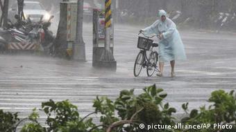 Taifun Soudelor in Taiwan