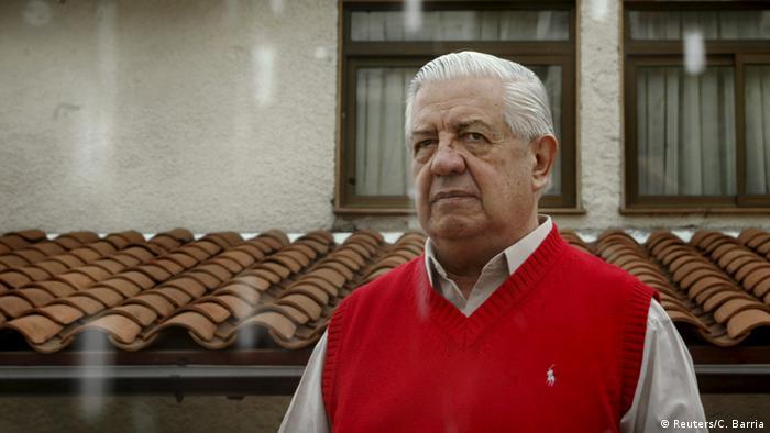 Manuel Contreras fue considerado el brazo derecho del dictador Augusto Pinochet en los primeros años de la dictadura.