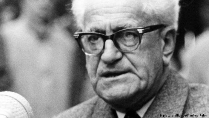 Generalstaatsanwalt Fritz Bauer