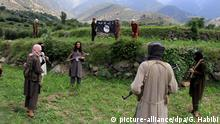Bildergalerie IS in Afghanistan (picture-alliance/dpa/G. Habibi)