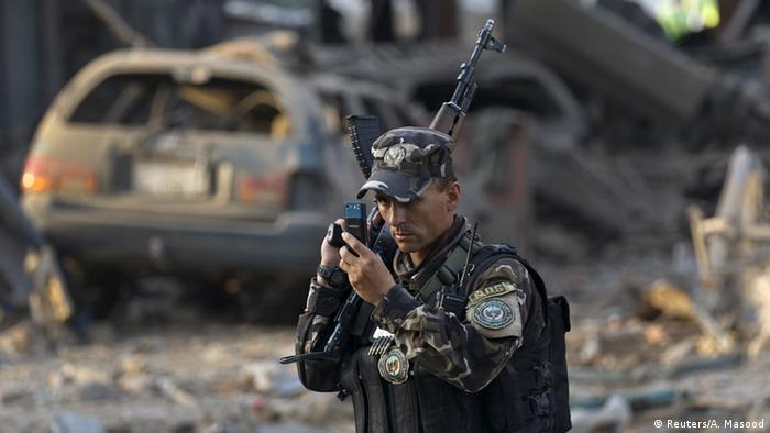 Anschläge in Kabul