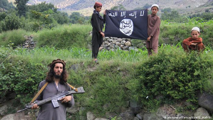 Bildergalerie IS in Afghanistan