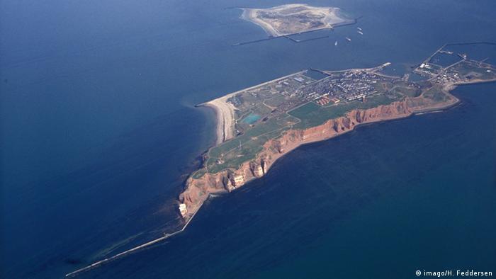Nordsee-Insel Helgoland (Foto: imago/Heiko Feddersen)