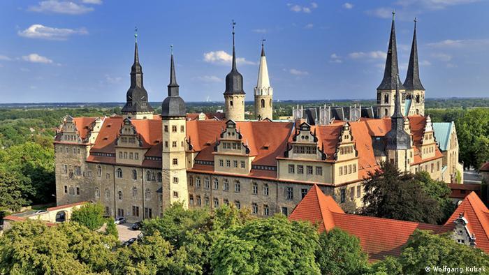 Ausstellung 1000 Jahre Kaiserdom Merseburg (Wolfgang Kubak)