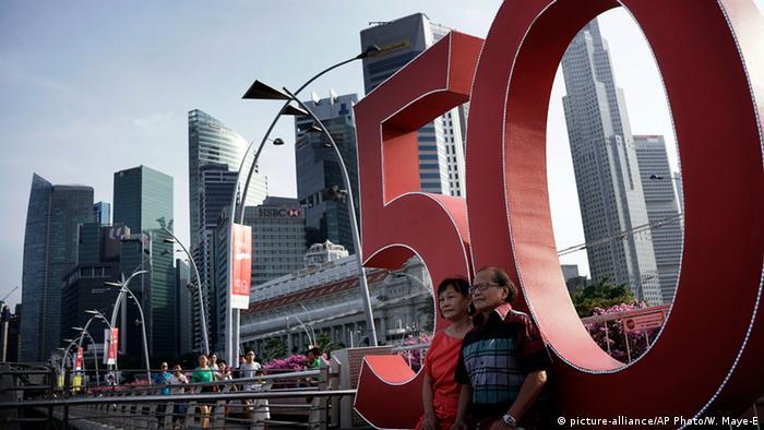 50 Jahre Singapur